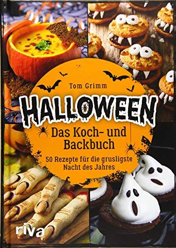 und Backbuch: 50 Rezepte für die grusligste Nacht des Jahres ()