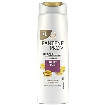 pantene pro v shampoo locken pur fà r lockiges haar 6er pack 6 x