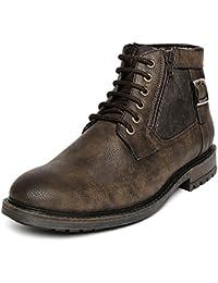 San Frissco Men's High Top Shoes