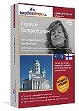 Finnisch-Komplettpaket: Lernstufen A1 bis C2. Fließend Finnisch lernen mit der Langzeitgedächtnis-Lernmethode. Sprachkurs-Software auf DVD für Windows/Linux/Mac OS X