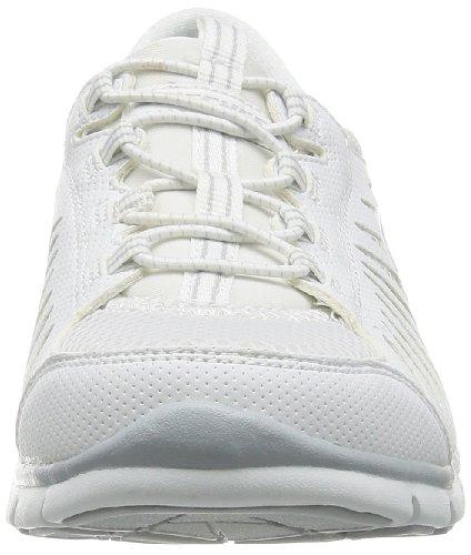 Skechers Gratisbig-idea, basket femme Blanco (Wht)