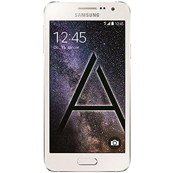 Samsung Galaxy A5 Smartphone débloqué 5 pouces 16 Go Android Blanc (import Allemagne)