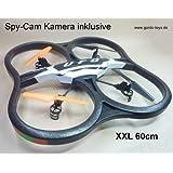 Xinxun X30V - Riesen Quadcopter UFO Intruder mit Kamera, 2.4 GHz