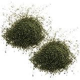 Segolike 2x Sponge Dark Green Foliage Model for Mini Model Trees Bush DIY Scenic Leaf