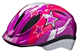 KED Meggy II Helmet Kids Violet Stars Kopfumfang M   52-58cm 2018 Fahrradhelm