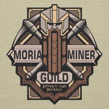 TEXLAB – Moria Miner Guild – Stoffbeutel, natur - 2