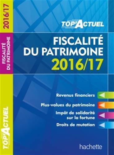 Fiscalité du patrimoine par From Hachette Education