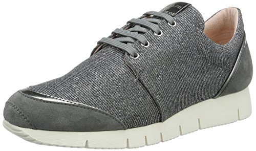 Unisa Bomba_Ti, Sneakers Basses Femme Gris (Steel)