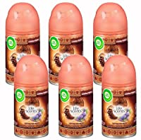 Air Wick Life Scents Freshmatic Refill Woodland Glow Pine Pack Of 6