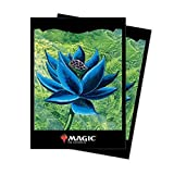 Ultra Pro Magic the Gathering Matte Deck Protector Black Lotus Sleeves 100 count