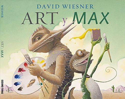 Art y Max (Los Álbumes) por Davd Wiesner