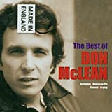 Best of Don Mclean [Import anglais]