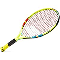 BABOLAT–BALL Fighter 19Racchetta da Tennis, Bambino, Ballfighter 19, verde, 0000 Grip