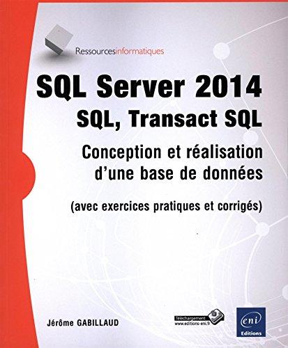 SQL Server 2014 - SQL, Transact SQL (ave...