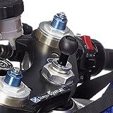 UltimateAddons Moto Fourche à tige support vélo et résistant à l'eau GPS étui pour TomTom GO via Start Série