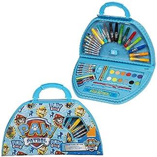 Speelgoed Up & Co – 030 661 – Malette para Colorear – La Patrulla de la Pata