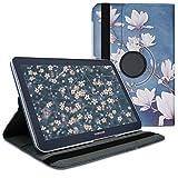 kwmobile Samsung Galaxy Note 10.1 N8000 / N8010 Hülle - 360° Tablet Schutzhülle Cover Case für Samsung Galaxy Note 10.1 N8000 / N8010