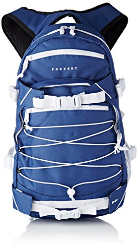 FORVERT Backpack Ice Louis, Blau(Blue), 50.5 x 26.5 x 12 cm, 19.5 Liter, 880229