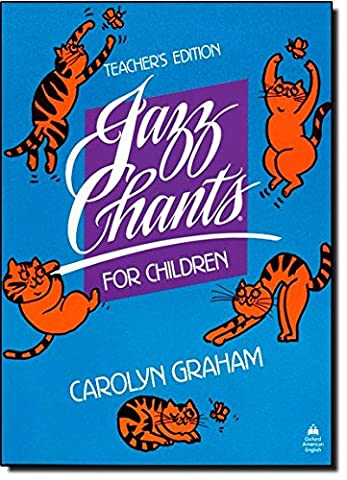 Carolyn Graham - Jazz Chants for Children : Teacher's