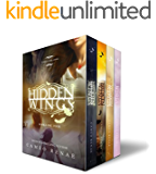 Hidden Wings Box Set - Books 1-4 with BONUS Novella: Hidden Wings Series Collection