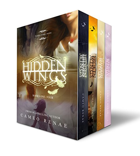Hidden Wings Box Set - Books 1-4 with BONUS Novella: Hidden Wings Series Collection (English Edition) - 2 Cameo-serie
