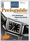 Image de Armbanduhren Klassik Katalog: Preisguide für Uhrensammler
