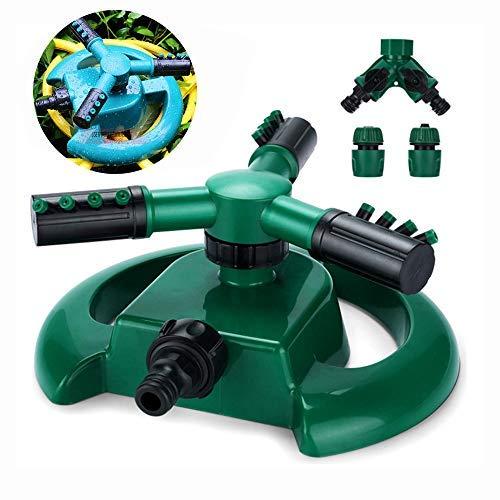 Automatische, um 360 Grad Drehbare Gartenbewässerungs-Sprinkleranlage mit