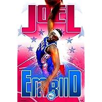Unbekannt Philadelphia 76ers Joel Embiid Superstar NBA Poster RP16295