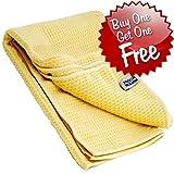 Monza tissage gaufré microfibre Motif pois voiture séchage serviette * * * * * * * * * * * * * * * * Sans buy One Get One * * * * * * * * * * * * * * * *