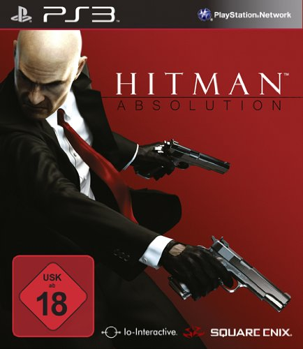 Hitman: Absolution (100% uncut) - [PlayStation 3]