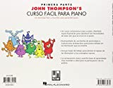 Image de John Thompson's Curso Facil Para Piano: Primera Parte (John Thompson's Easiest Piano Course)