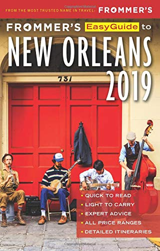 Frommer's EasyGuide to New Orleans 2019