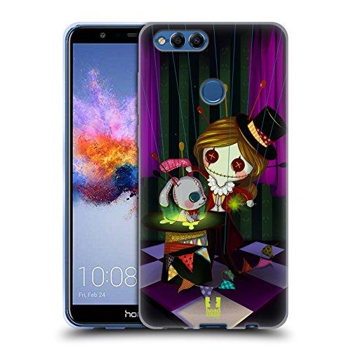 Head Case Designs Zauberer Voodoo Puppen 2 Soft Gel Hülle für Huawei Honor 7X
