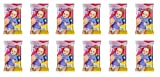 #6: Libero Small Open Diaper (24 Counts) 12 Mini Packs contains 2 Diapers per Pack