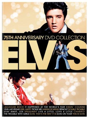Preisvergleich Produktbild Elvis 75th Anniversary Dvd Collection (17pc) [DVD] [Region 1] [NTSC] [US Import]