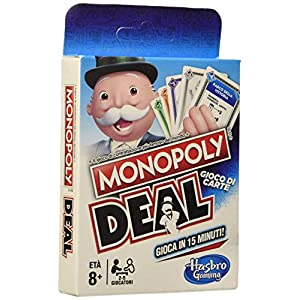 Monopoly Deal, Multi-Colour