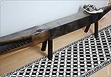 Myspotti BY-L-816 Buddy Chadi, Vinyl-Bodenmatte, Größe L
