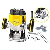 Stanley STRR1200 Freze Makinesi, Sarı/Siyah, 1 Adet