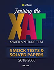 Jabbing the XAT Mock Tests and Solved Papers