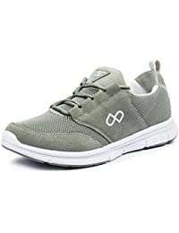 Pure Play Men's Modesto GREY Sports Shoes
