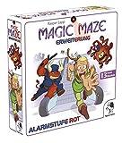 Pegasus Spiele 57201G - Magic Maze Alarmstufe Rot (Erweiterung)
