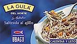 Ubago - La gula del norte - Salteada al ajillo - 50 g