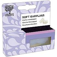 TREETS Soft Earplugs (1 x 1 Paar) preisvergleich bei billige-tabletten.eu