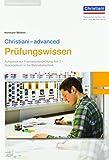 Christiani-advanced Prüfungswissen El. Betriebstechnik: Aufgaben zur Facharbeiterprüfung Teil 2 - Elektroniker/-in für Betriebstechnik