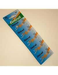 Piles Boutons Alkaline - Pack de 10 Piles AG4 LR626 377 SR626 606