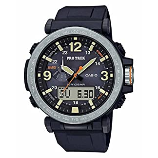 Casio Outdoor Analog-Digital Grey Dial Men's Watch – PRG-600-1DR (SL92)
