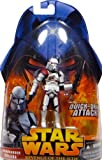 Clone Commander Bacara Quick Draw Attack No.49 Star Wars Revenge of the Sith Collection 2005 Hasbro