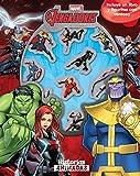 Vengadores Infinity War. Historias animadas: Incluye un libro y...