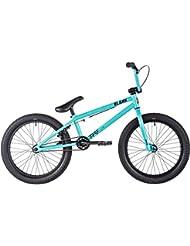 Vierge Tyro Roue de vélo BMX 201718,5en Top Tube 20en brillant bleu sarcelle