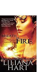 Breath of Fire by Liliana Hart (2014-06-03)